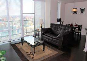 Denver, Colorado, 1 Bedroom Bedrooms, ,1 BathroomBathrooms,Condo,Furnished,The Spire,14th,39,1155